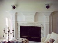 Trimwork, Custom Molding, Wainscoting